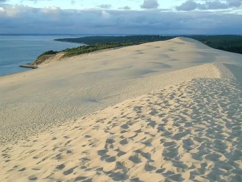 La Dune Du Pyla En Gironde