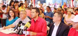 Diputados de la Patria en Lara: 2016 fue el año de mayor atención a las comunidades