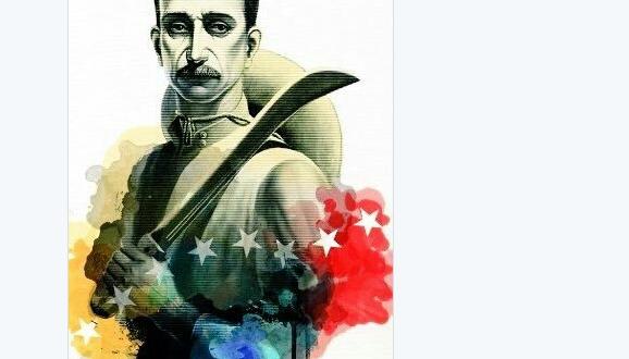 Con la etiqueta en Twitter #YoSoyZamora pueblo venezolano celebra el Bicentenario