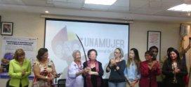 #Nacionales |  Unamujer invita a los pueblo del mundo a defender la soberanía de América