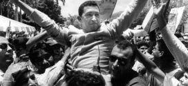 """HACE 23 AÑOS  Chávez: De Yare hasta """"las catacumbas del pueblo"""""""