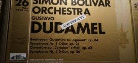 #MÚSICA En Viena se agotaron las entradas para ver a Gustavo Dudamel y la OSSBV