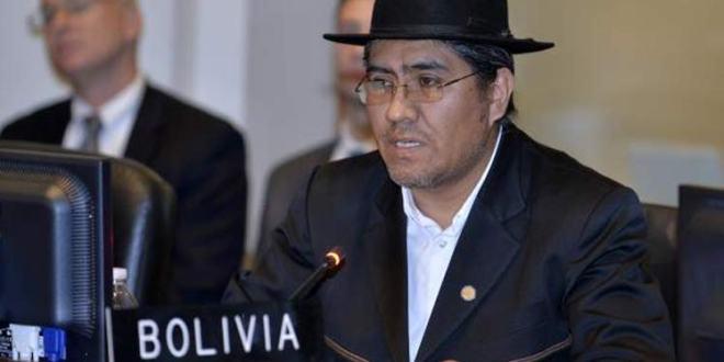 Bolivia restituyó institucionalidad en la OEA