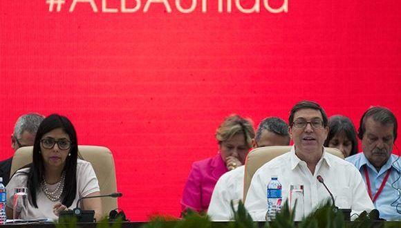 ALBA-TCP rechaza acciones injerencistas de la OEA contra Venezuela