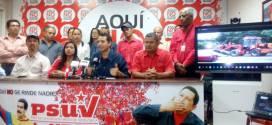 Dirigentes del PSUV reclaman ausencia y gestión de Polilara para evitar hechos vándalicos