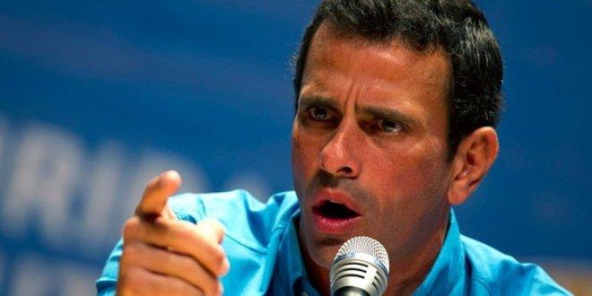 Héctor Rodríguez sobre inhabilitación de Capriles: la corrupción es evidente