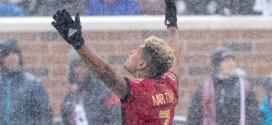 Josef Martínez  elegido el mejor jugador de marzo en la MLS