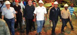 Para fortalecer el sector industrial Venezuela y Bielorrusia firmaron acuerdos