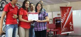 Beneficiadas a 55 propuestas productivas de mujeres larenses