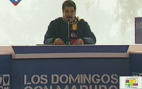(VÍDEO) Maduro exigió un juicio a quienes atentaron contra la democracia en el país