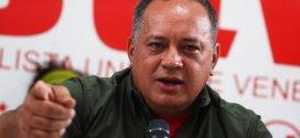 Diosdado Cabello denunció empresas que financian el terrorismo en Venezuela