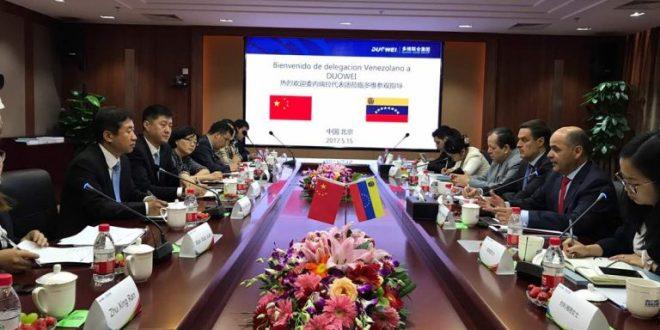 Potenciarán suministro de techos y paneles en Venezuela