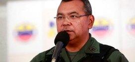 Ministro Reverol: La derecha ha llamado a la violencia y han enlutado a familias venezolanas