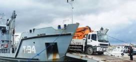 Conferry activó operaciones de cinco busques para traslado de carga pesada