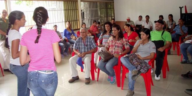 EN CARORA: Comunidades comparten experiencias productivas impulsadas con acompañamiento del Inces