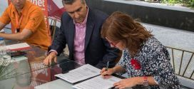 Banco Bicentenario del Pueblo y Movilnet firman acuerdo comercial