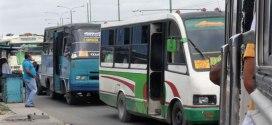 DEL PASAJE ESTUDIANTIL 2.726: transportistas en Lara reciben pago del subsidio