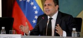 Canciller Moncada declara a 4 exmandatarios latinoamericanos «persona no grata»