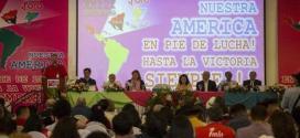 Foro de Sao Paulo respalda proceso constituyente en Venezuela