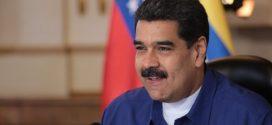 Anuncios hechos por el presidente Maduro