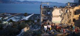 En Italia: Un edificio se derrumbó y dejó un saldo de 8 muertos