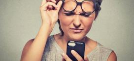 Uso del celular estaría provocando epidemia de miopía