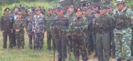 Más de 900 mil combatientes participarán en ejercicio cívico-militar Soberanía Bolivariana 2017