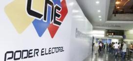 CNE no utilizará tinta indeleble en las elecciones regionales