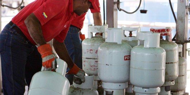Más de 40 millones de litros de Gas han sido distribuidos en el país