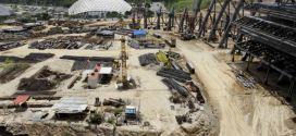 Este miércoles el Gobierno Nacional inspeccionó dos grandes construcciones en la ciudad de Caracas