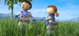 CINE VENEZOLANO: Estrenarán en 2018 la animación Misión H2O