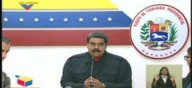 Presidente Maduro define regionales como un paso más en proceso constituyente hacia la paz