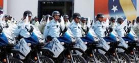 Ejecutivo Nacional ordenó intervención de cinco cuerpos policiales estadales