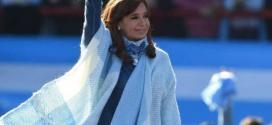Cristina Fernández de Kirchner se alzó con escaño en el senado