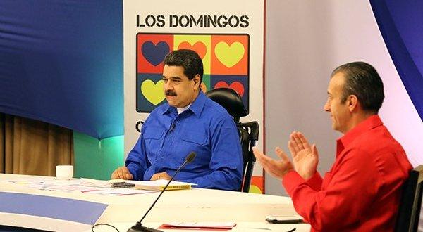 Presidente Maduro: Aspiro que la próxima semana se reinstale la mesa de diálogo con la oposición
