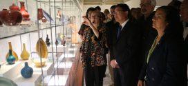 Exposición de cerámica fortalece intercambio cultural entre Venezuela y China