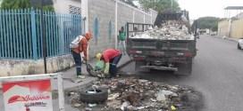 IMAUBAR Intensifica jornada de recolección de desechos