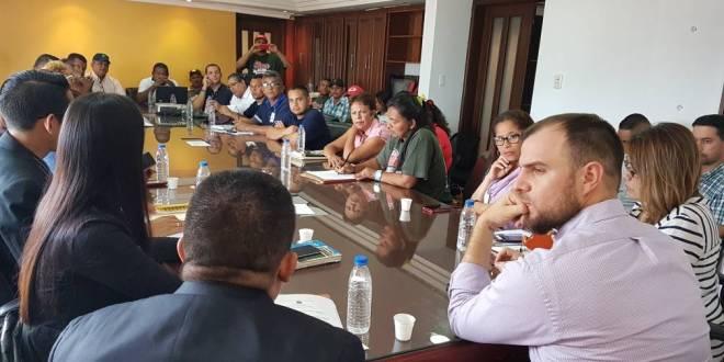 Gobernación del estado Lara inició mesas de diálogo con sector azucarero de la región