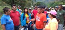 Gobernación de Lara atiende colapso vial en Rio Claro