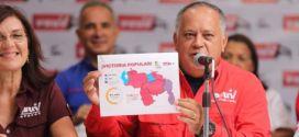 Diosdado Cabello: Hoy Venezuela es modelo y ejemplo de vanguardia