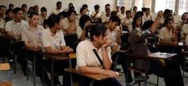 Novedoso plan de estudio se aplicará a los estudiantes de educación media