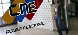 CNE activa sistema automatizado para postulaciones de candidatos a alcaldes