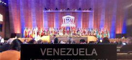 Venezuela es elegida miembro del Consejo Directivo de la Unesco junto a países del Alba