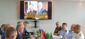 Venezuela y Bielorrusia instalan mesa de cooperación en el sector militar