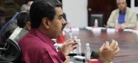 Presidente Maduro encabeza Consejo de Ministro en Miraflores