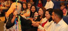 En FOTOS: Gobernadora larense asiste alSexto Festival de Música Llanera «Mi pequeño artista»
