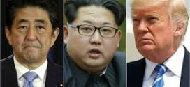 Japón y EEUU prometen evaluar 'todas las opciones' con Pyongyang