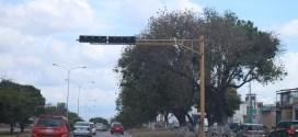 Huecos y semáforos dañados evidencian el deterioro de la vialidad de Barquisimeto