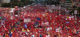 Gran Marcha este martes para celebrar en Caracas los 100 años de la Revolución Bolchevique