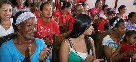 EN EL ÁREA TEXTIL | Mujeres larenses siguen sumándose al 'Plan Francisca'